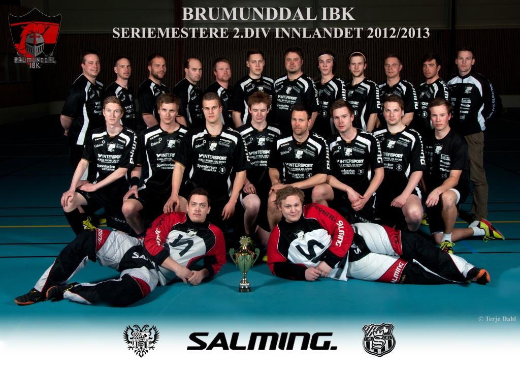 Brumunddal IBK - Salming dok