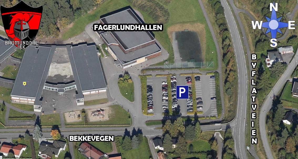 Fagerlundhallen 3D